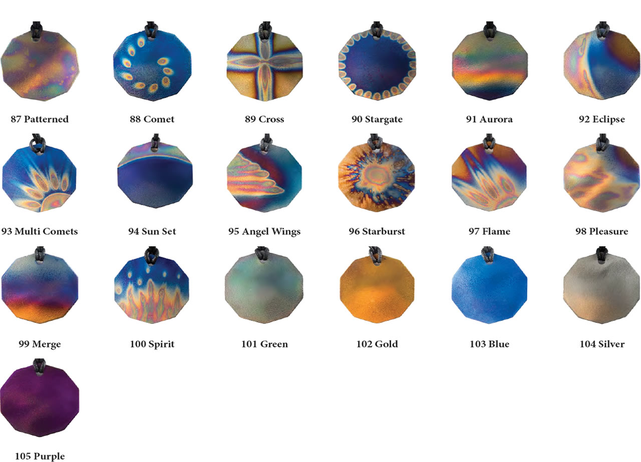 Teslas 10 Sided Pendants- Enhances your bio-energetic field,supporting your bodies energetic needs.