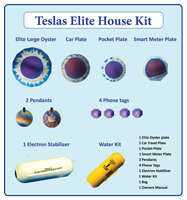 House-Kit-Elite-It builds on the Teslas House Kit and adds the Teslas Large Oyster Plate and the Smart Meter Plate.