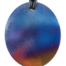 Teslas Adult Merge Oval Pendant - The pendant has the effect of strengthening the wearers energy field, thus helping to alleviate the bio-energy effects of some man-made EMF/EMR.