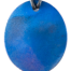 Teslas Adult Blue Oval Pendant - The pendant has the effect of strengthening the wearers energy field, thus helping to alleviate the bio-energy effects of some man-made EMF/EMR.