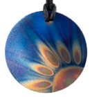 Teslas Adult Multi Comets Round Pendant - The pendant has the effect of strengthening the wearers energy field, thus helping to alleviate the bio-energy effects of some man-made EMF/EMR. Oval Pendant - The pendant has the effect of strengthening the wearers energy field, thus helping to alleviate the bio-energy effects of some man-made EMF/EMR