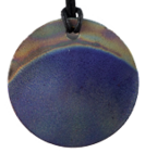 Teslas Adult Sunset Round Pendant - The pendant has the effect of strengthening the wearers energy field, thus helping to alleviate the bio-energy effects of some man-made EMF/EMR. Oval Pendant - The pendant has the effect of strengthening the wearers energy field, thus helping to alleviate the bio-energy effects of some man-made EMF/EMR