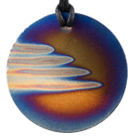 Teslas Adult Angel Wings Round Pendant - The pendant has the effect of strengthening the wearers energy field, thus helping to alleviate the bio-energy effects of some man-made EMF/EMR. Oval Pendant - The pendant has the effect of strengthening the wearers energy field, thus helping to alleviate the bio-energy effects of some man-made EMF/EMR