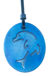 Furry Friend Large - Large sized pendant especially designed for larger dogs. To help with anxiety, stress and Electromagnetic Smog. Our four legged furry friends feel the above just like humans – help them counteract the effects with our new Tesla's pendants just for pets.