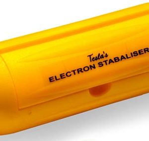 Electron Stabilizer - The Electron Stabiliser is designed to change the flow of electrons from chaotic to coherent. This may result in the electrical frequency to become more harmonious with the human body,