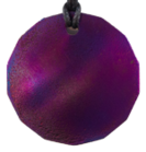 Teslas Adult Purple 14 Sided Pendant - The pendant has the effect of strengthening the wearers energy field, thus helping to alleviate the bio-energy effects of some man-made EMF/EMR. Oval Pendant - The pendant has the effect of strengthening the wearers energy field, thus helping to alleviate the bio-energy effects of some man-made EMF/EMR