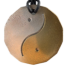 Teslas Adult Yin/Yang Silver/Gold 14 Sided Pendant - The pendant has the effect of strengthening the wearers energy field, thus helping to alleviate the bio-energy effects of some man-made EMF/EMR. Oval Pendant - The pendant has the effect of strengthening the wearers energy field, thus helping to alleviate the bio-energy effects of some man-made EMF/EMR