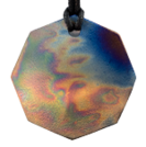 Teslas Adult Pleasure 8 Sided Pendant - The pendant has the effect of strengthening the wearers energy field, thus helping to alleviate the bio-energy effects of some man-made EMF/EMR. Oval Pendant - The pendant has the effect of strengthening the wearers energy field, thus helping to alleviate the bio-energy effects of some man-made EMF/EMR