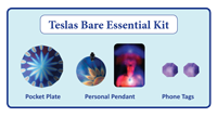 Teslas-Bare-Essentials Kit - Looking for somewhere to start your energetic upgrade? The Teslas Bare Essential Kit is designed to do exactly that.
