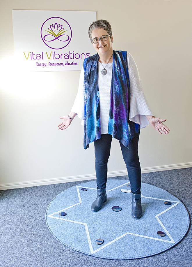 Wendy Kropf on the Teslas Heart Sender experiencing a deep sense of peace